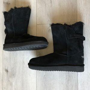 Koolaburra by UGG Black Boots